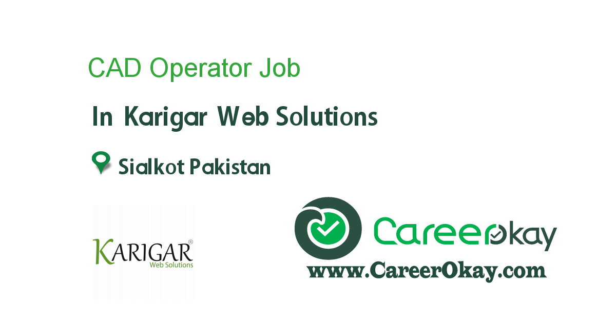 CAD Operator