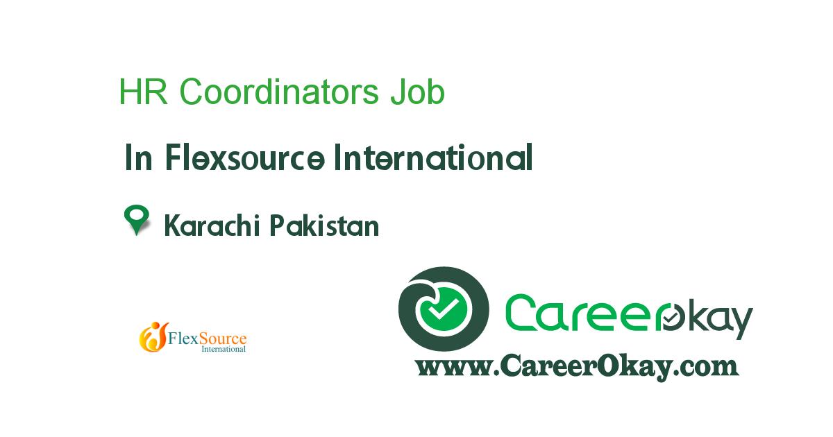HR Coordinators