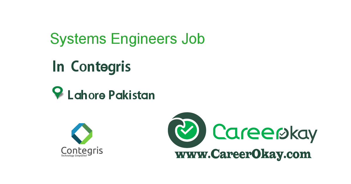 Systems Engineers
