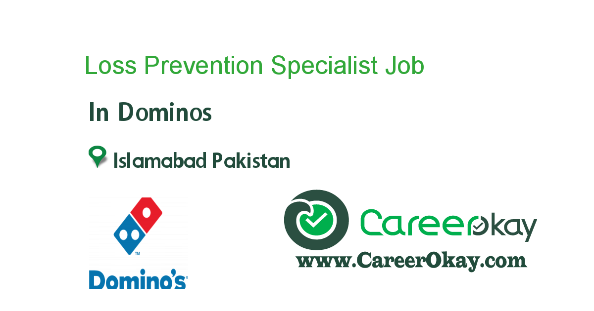 Loss Prevention Specialist
