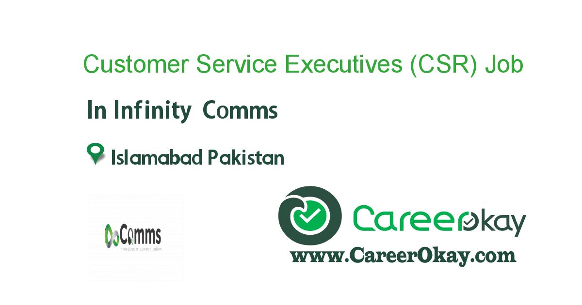 Customer Service Executives (CSR)