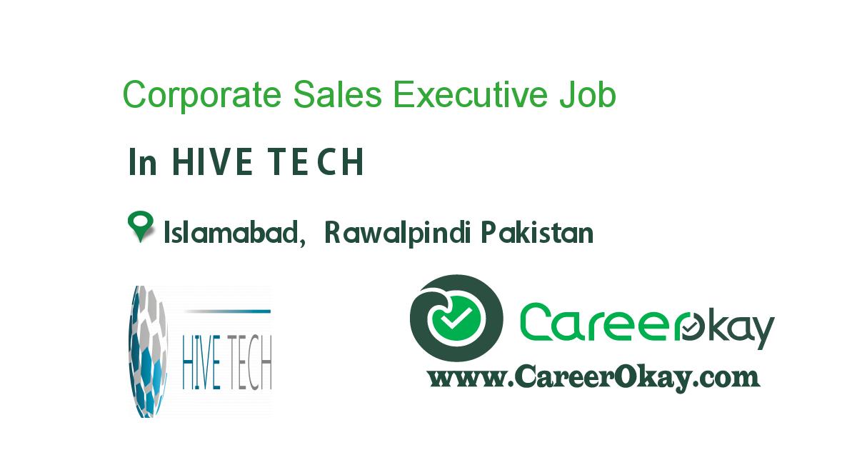 Corporate Sales Executive