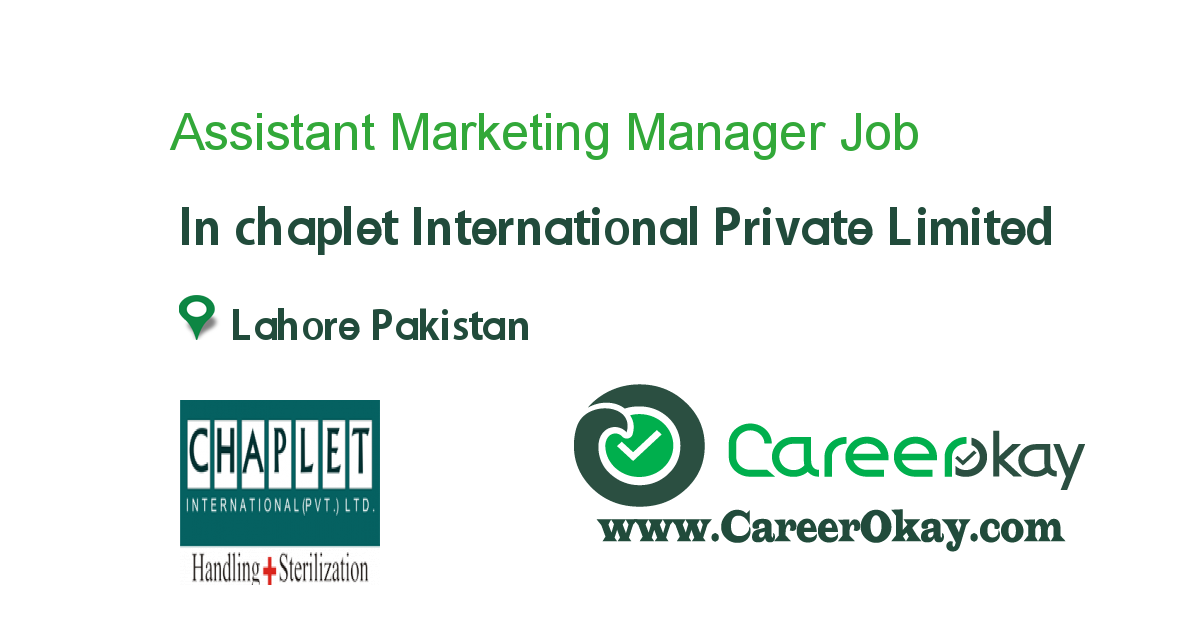 Assistant Marketing Manager