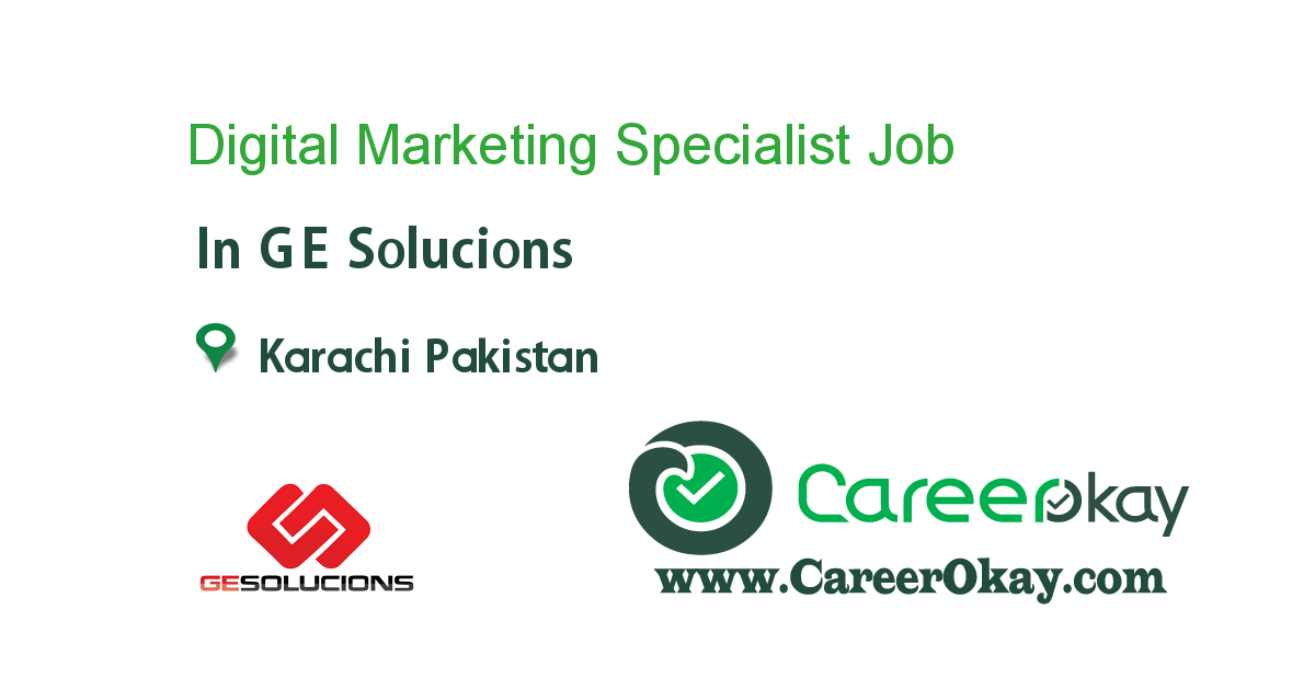Digital Marketing Specialist
