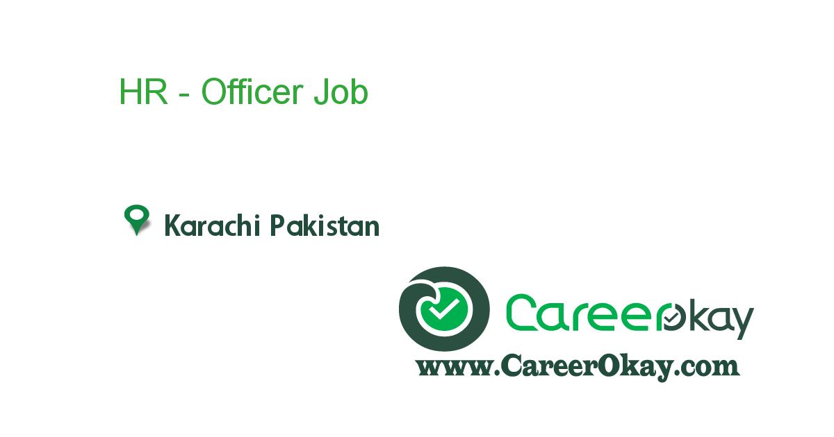 HR - Officer