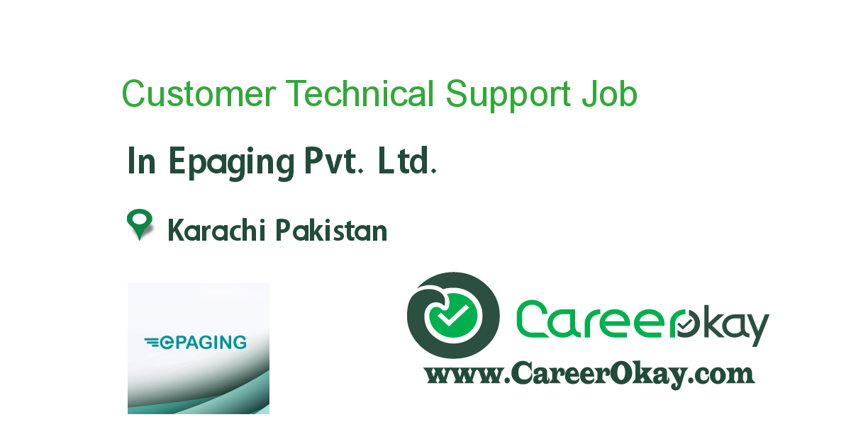 Customer Technical Support
