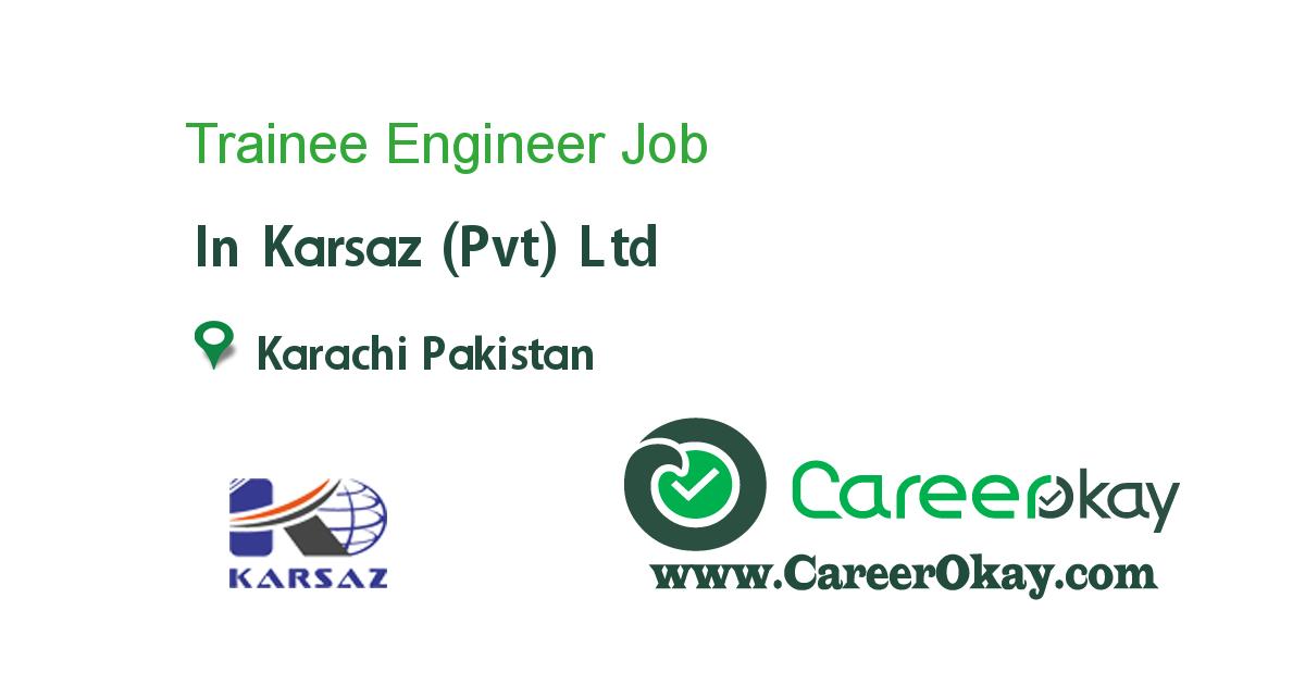 Trainee Engineer (Electrical/Electronics)